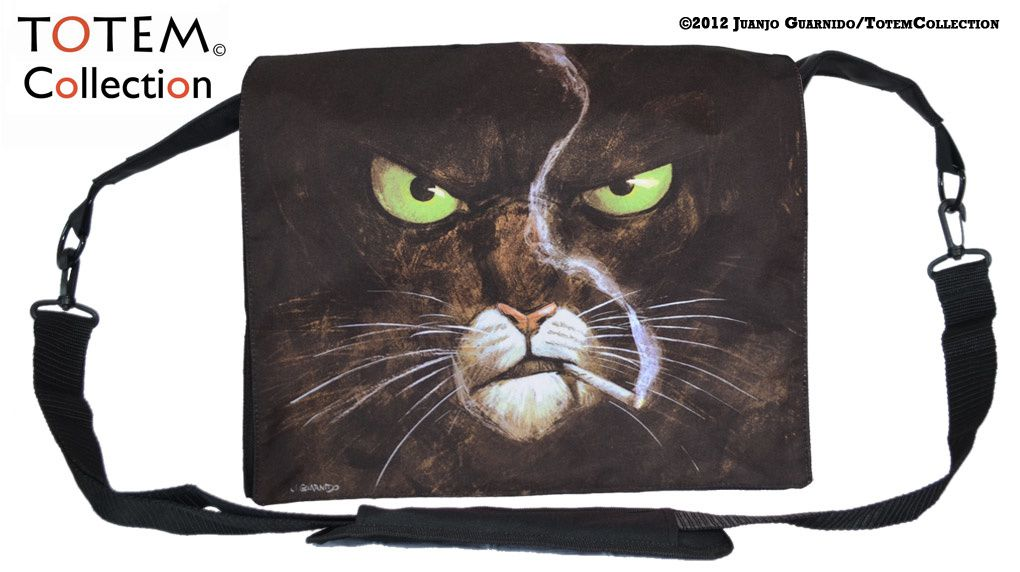 Sac bandoulière Blacksad (Totem Collection)