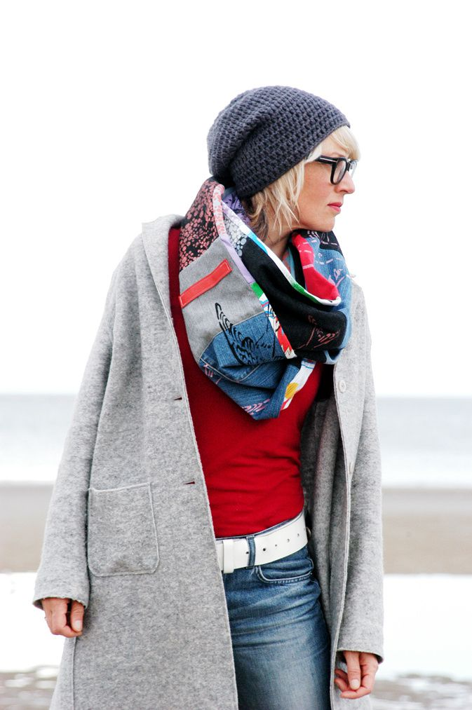 Ü30 Blog Hop - We love Jeans! Wednesday 21.10.