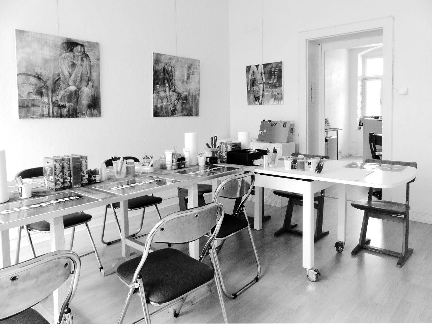 Nachklapp: Kunstharz-Workshop vom 18.03.18