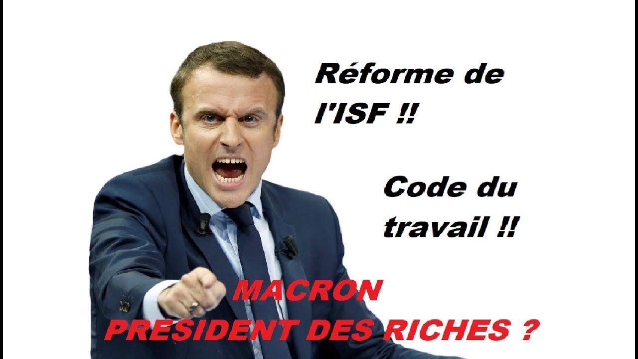 Macron ou le capitalisme décomplexé