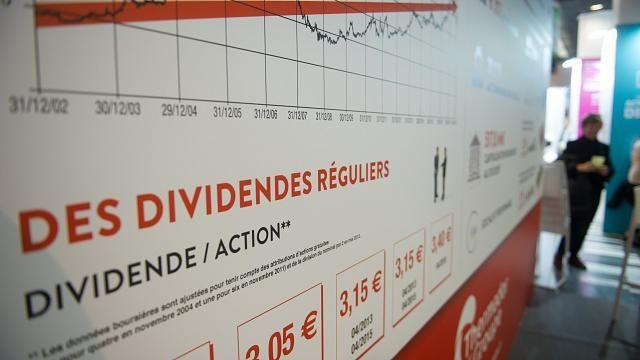 46 milliards d'euros de dividendes : la France médaille d'or européenne