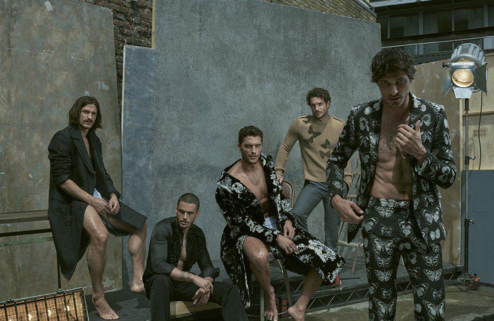 Mariano Vivanco : Big style Issue