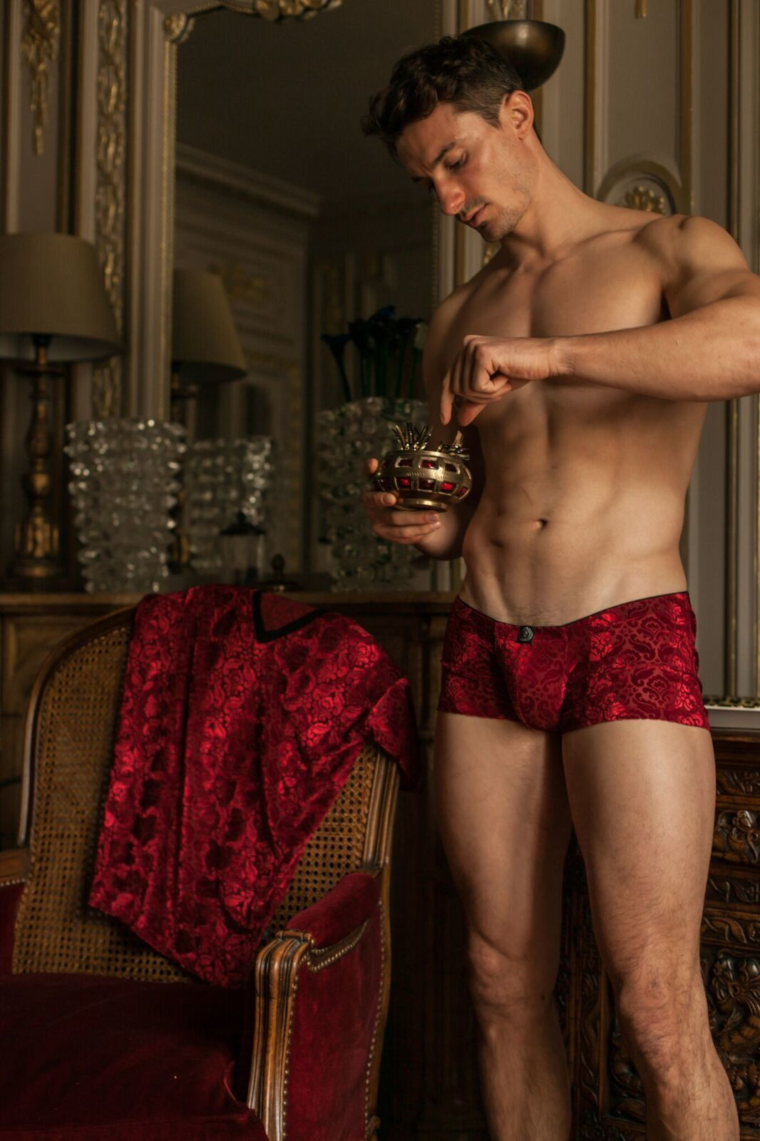 L'Homme Invisible - Tosca collection