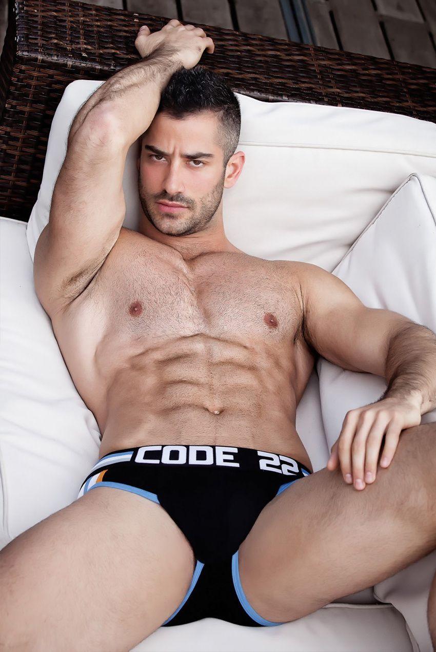 Jonathan Guijarro pour CODE 22