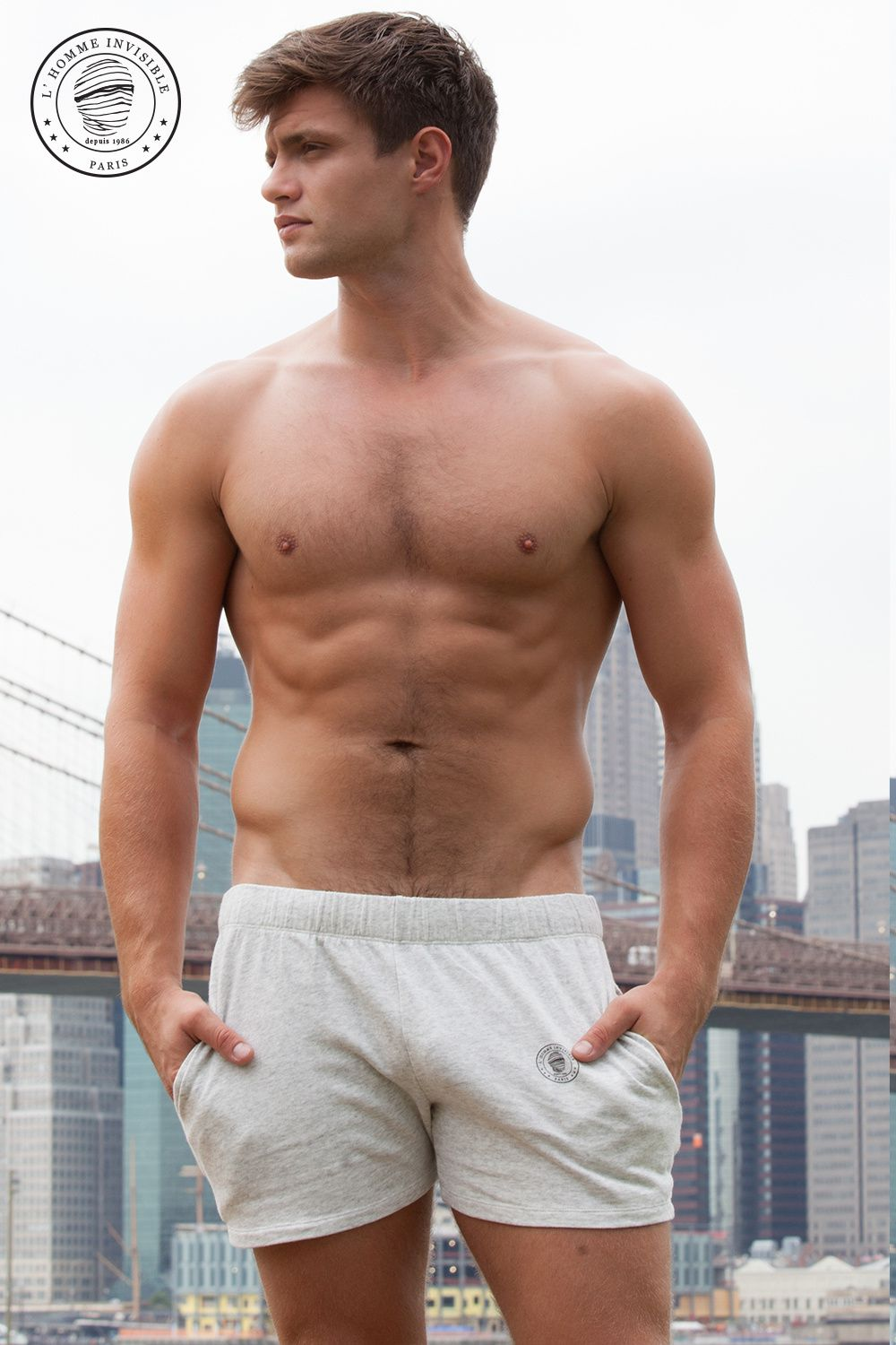 """L'Homme Invisible - """"Easy Loungewear »"""