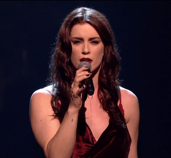 "Eurovision 2017 : Royaume Uni - Lucie Jones ""Never Give Up On You"""