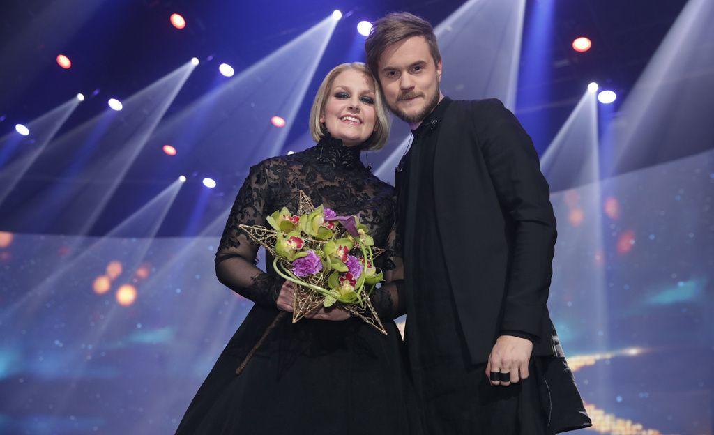 """Eurovision 2017 : Finlande - Norma John """"Blackbird"""""""