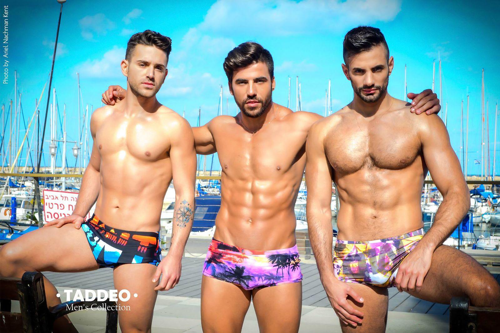 Introducing Taddeo : Men Underwear & Swimwear (1)