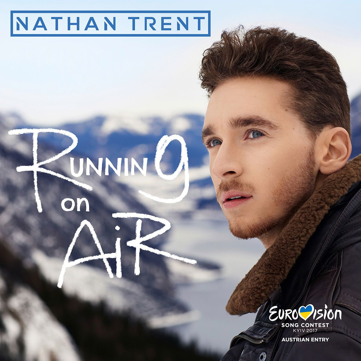 "Eurovision 2017 : Autriche - Nathan Trent ""Running On Air"""