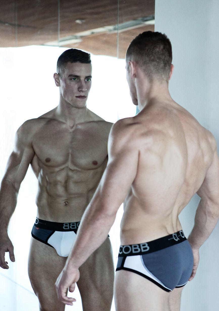 Alexander COBB® Active Mesh Underwear