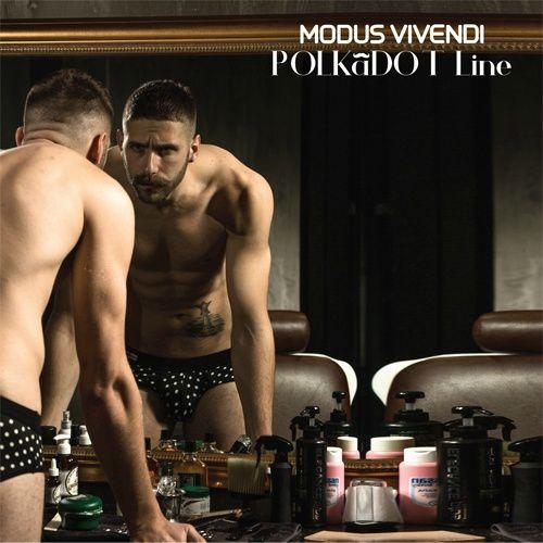 Modus Vivendi - collection Printemps/Eté 2017 :  la ligne POLKADOT.