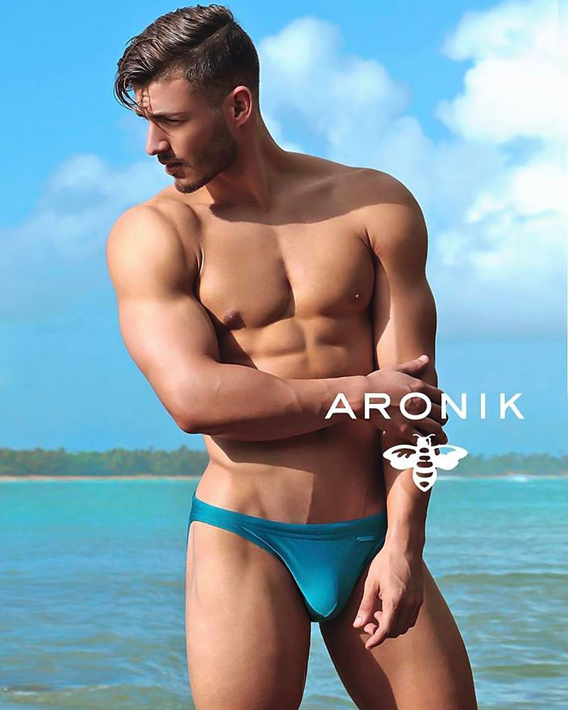 Aronik Swimwear : 2017 Collection