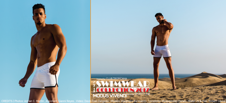 Modus Vivendi: Sporty Line NEW SWIMWEAR