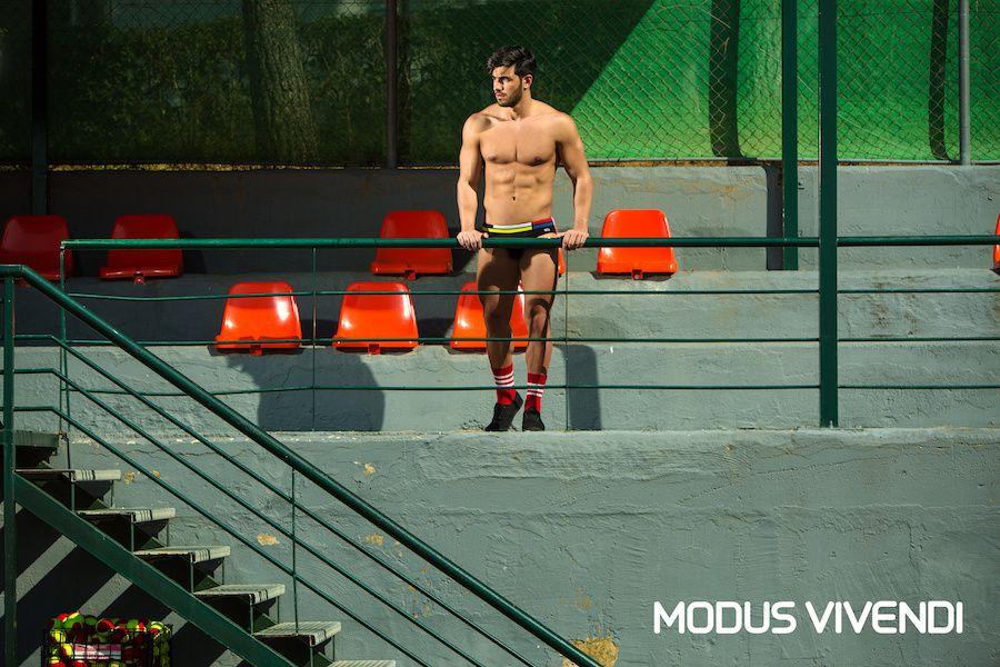 Modus Vivendi - Camo Swimwear (1)