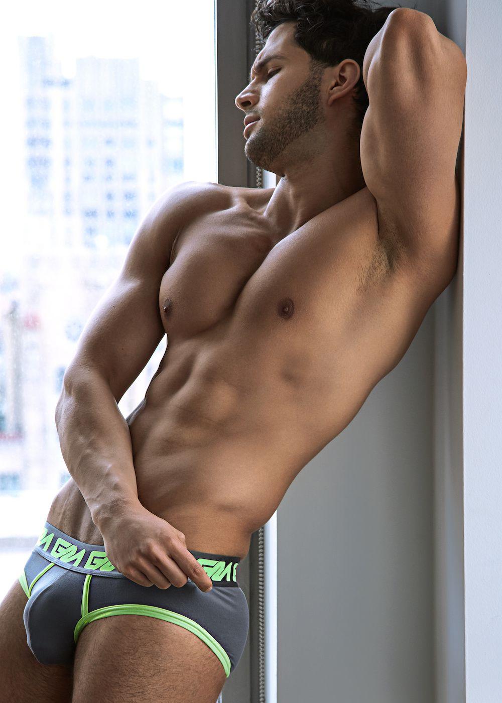 Rudy Bundini pour Garçon Model