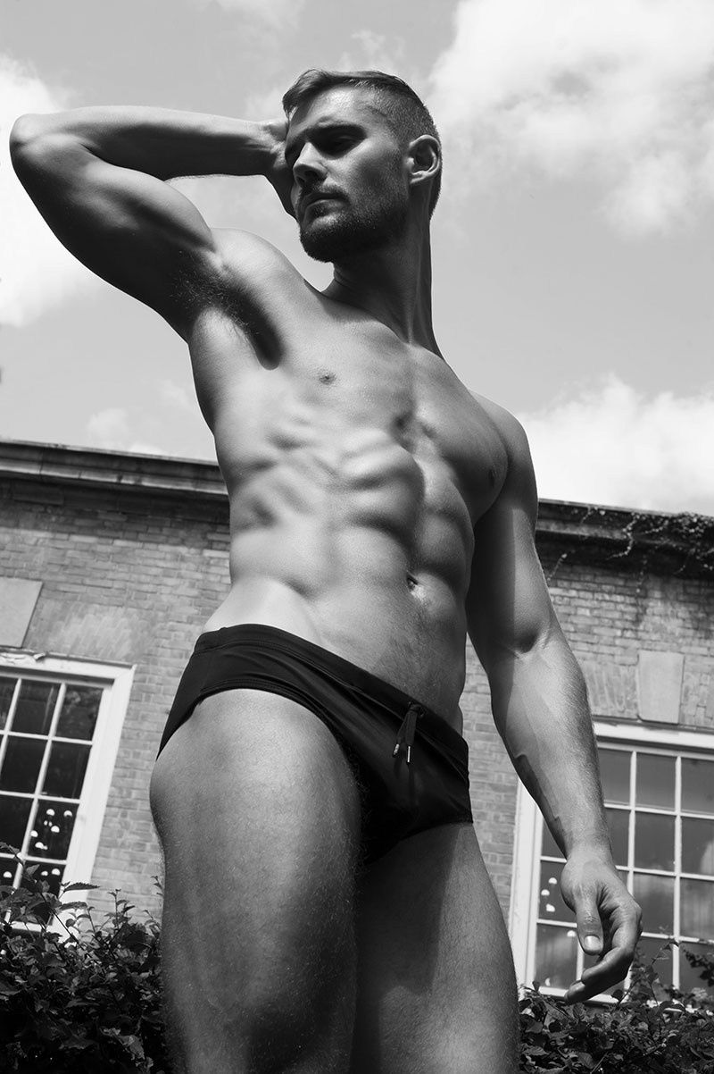 Steven Hodgson par Mark Short - DNA