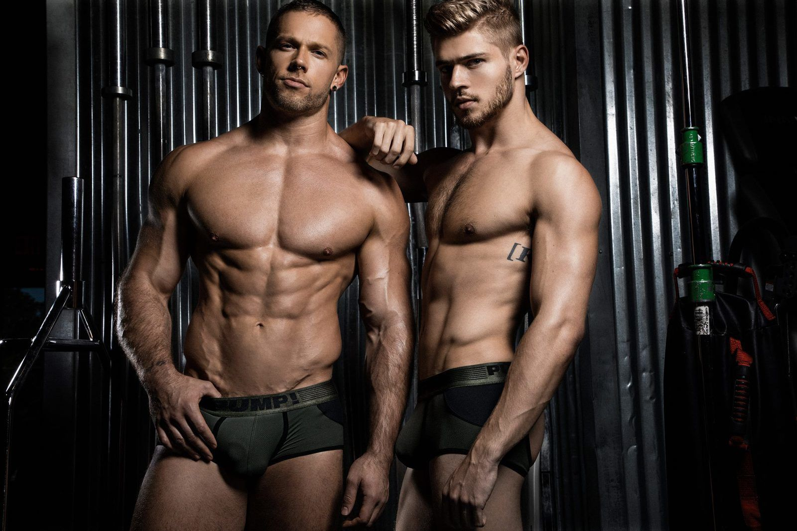PUMP! Underwear : New Season New Styles