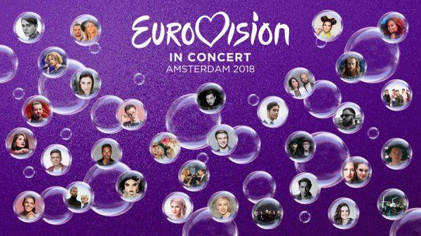 Eurovision in Concert - Amterdam 2018