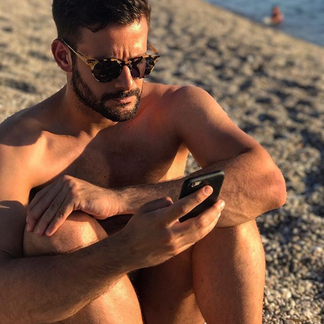 Beautiful man : Giuseppe Di Bella