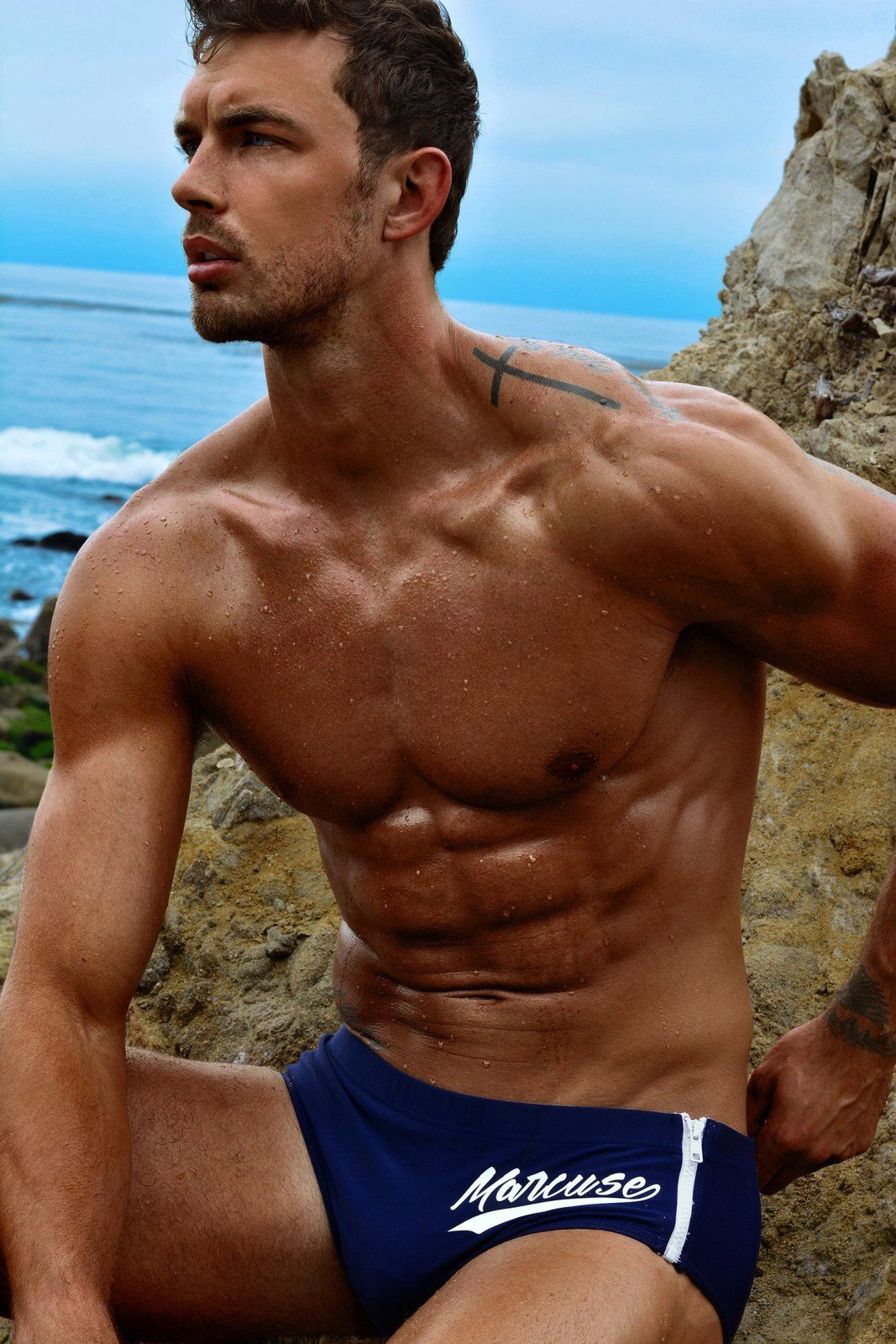 MARCUSE new campaign feat. Christian H.