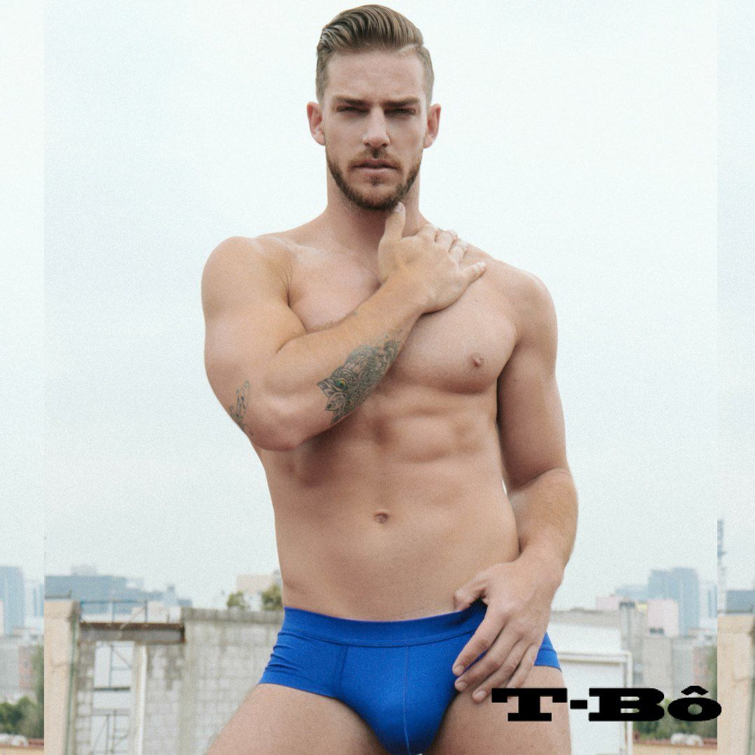 Introducing T-Bô Underwear...more