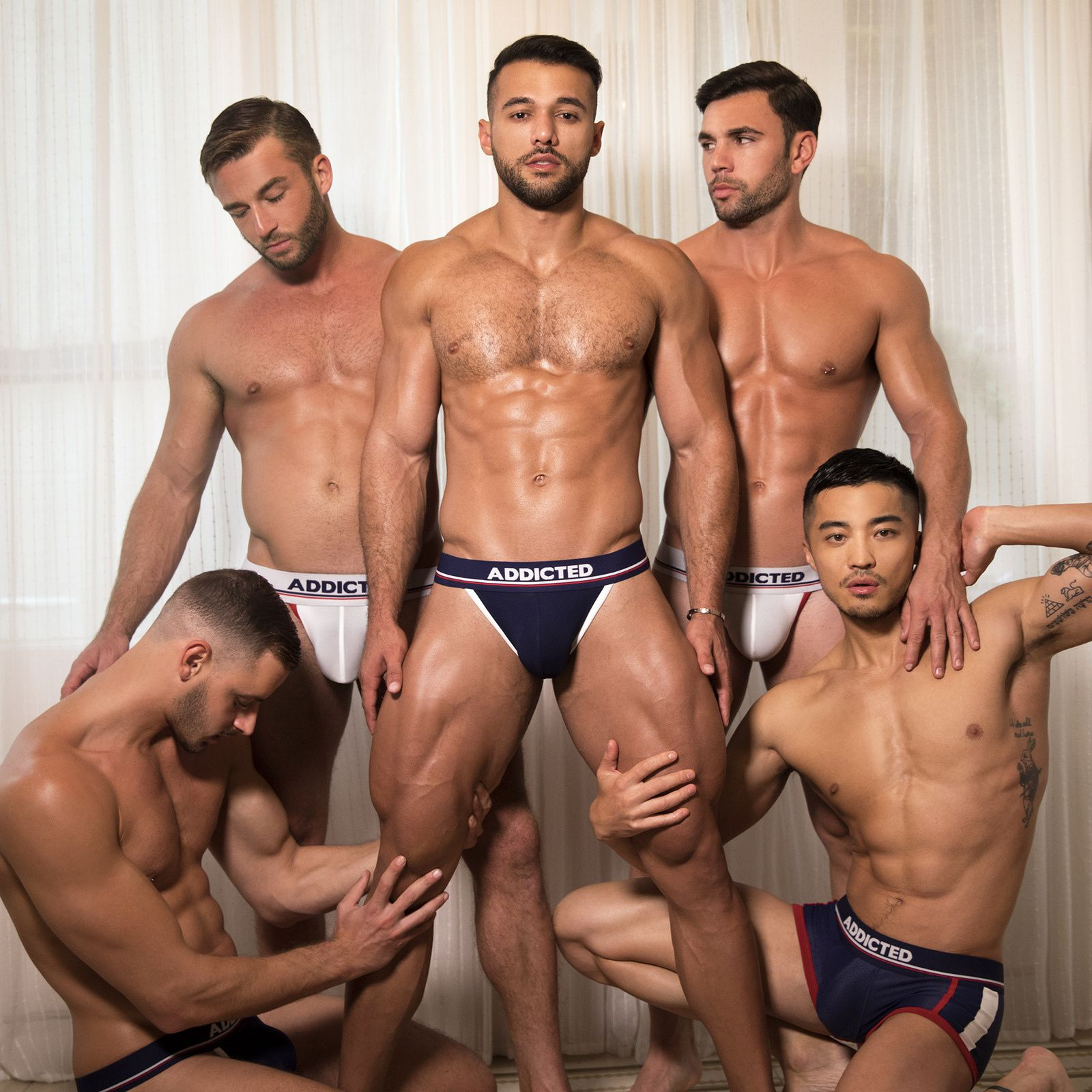 Addicted collection underwear Automne/Hiver 2018-19. 1