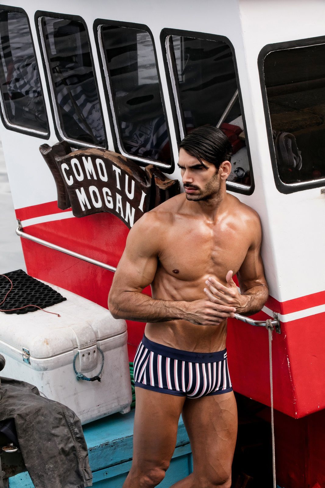 Modus Vivendi - nouvelle collection - Marine