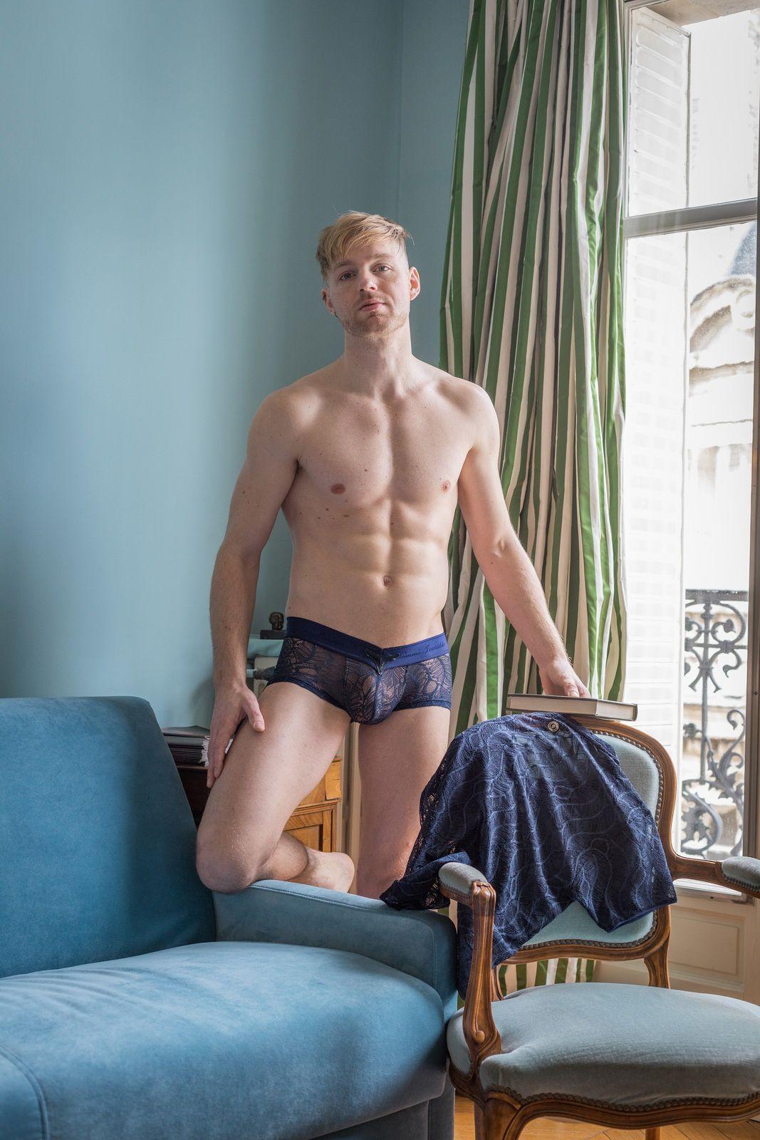 L'Homme Invisible - nouvelle collection - Anton !