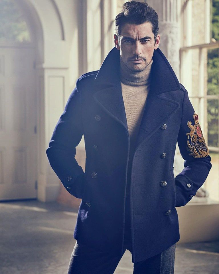 David Gandy - L'officiel Hommes Korea