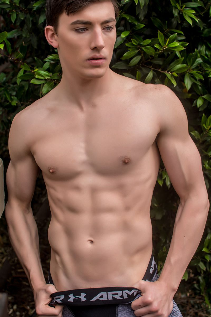 Gage Allen par Nathan Scott Photography