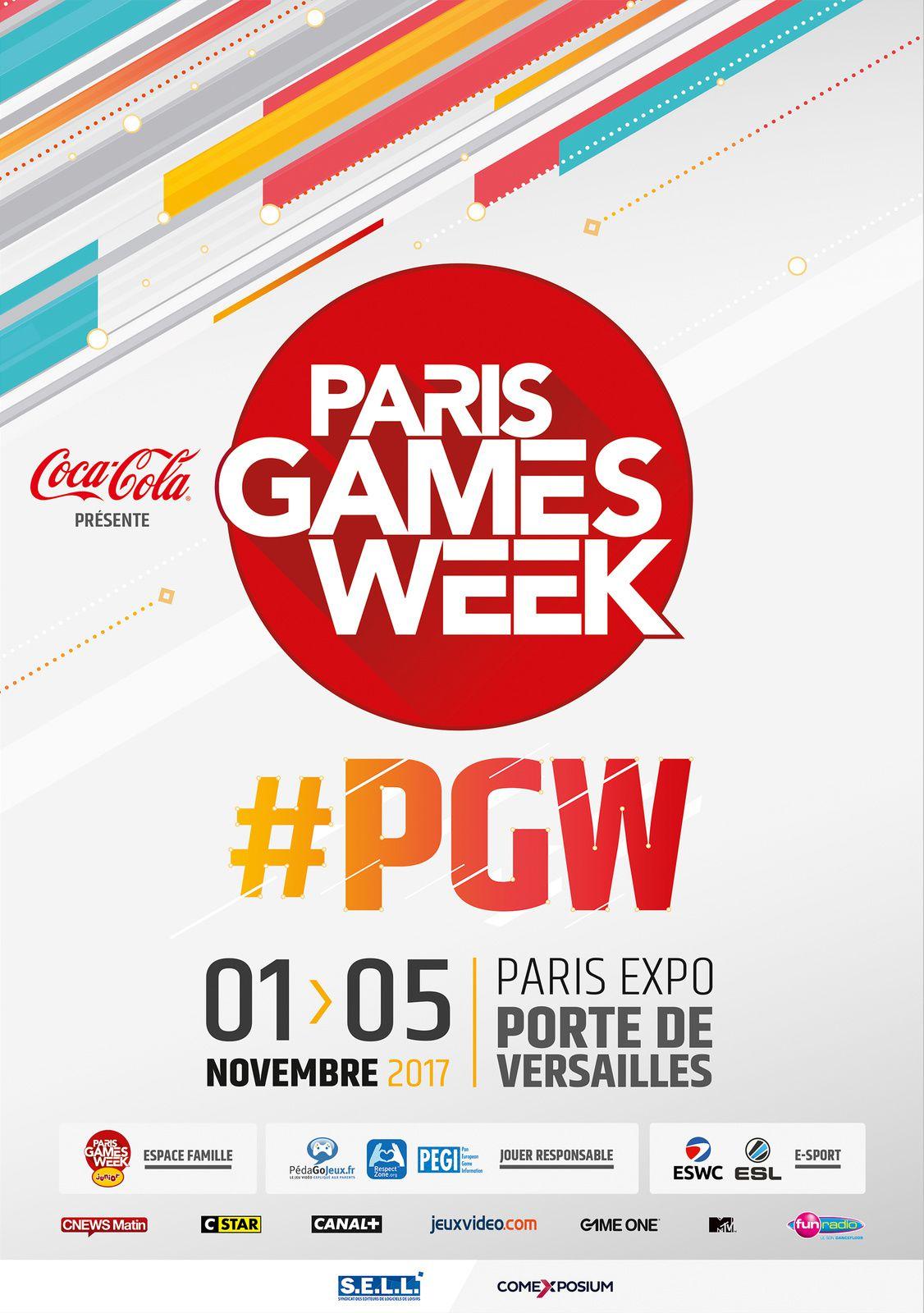 QUOI ? PARIS GAMES WEEK ?? Allez, Allons-y...