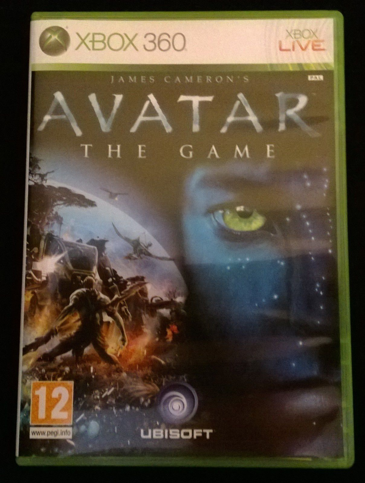 AVATAR, 'The Game'