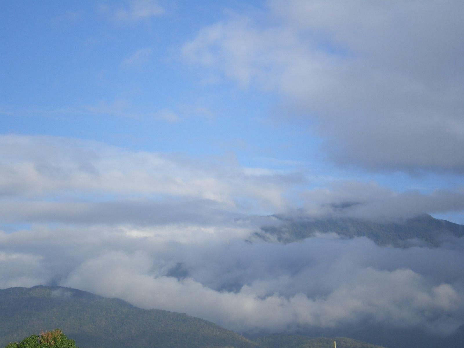 linda_ciel montagne Vénézuela Avila _ photo