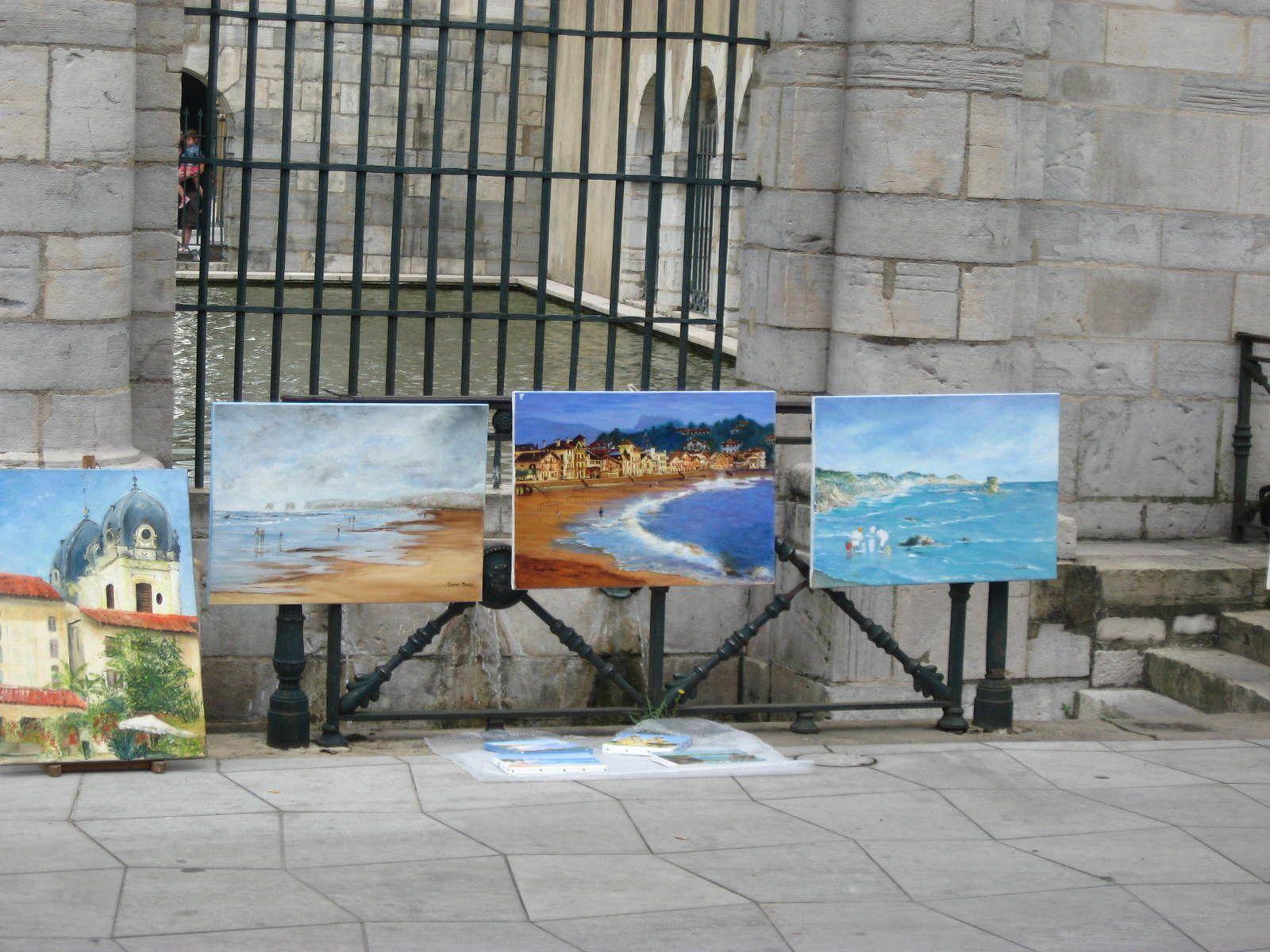 artistes en ville à dax