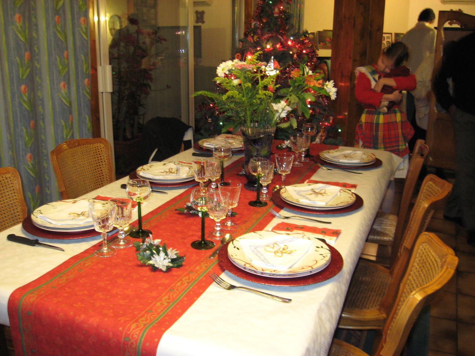 la table et le plaisir d'être ensemble_celine