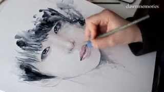portrait Leo/Taekwoon