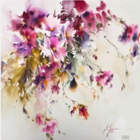 fleurs - Mohammad Ali Yazdchi