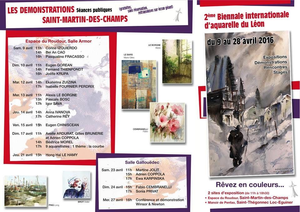 biennale aquarelle du Léon (29)