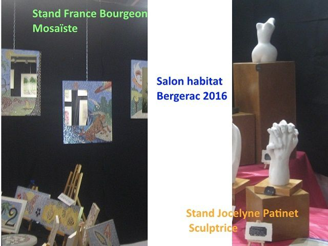 salon habitat gastronomie bergerac 2016 aquarellement votre. Black Bedroom Furniture Sets. Home Design Ideas