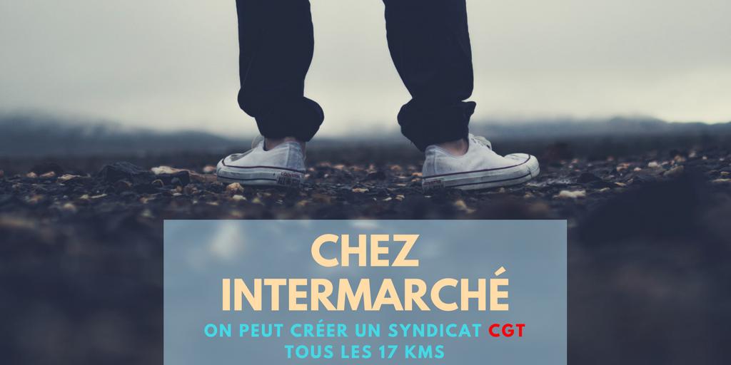 CGT INTERMARCHE SYNDICAT