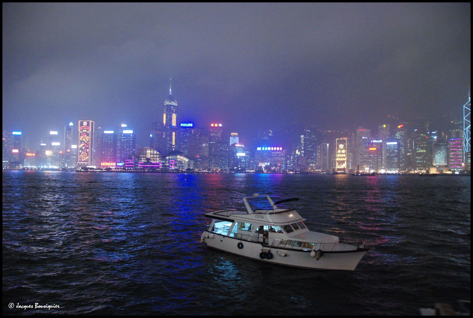 HONG KONG la géante