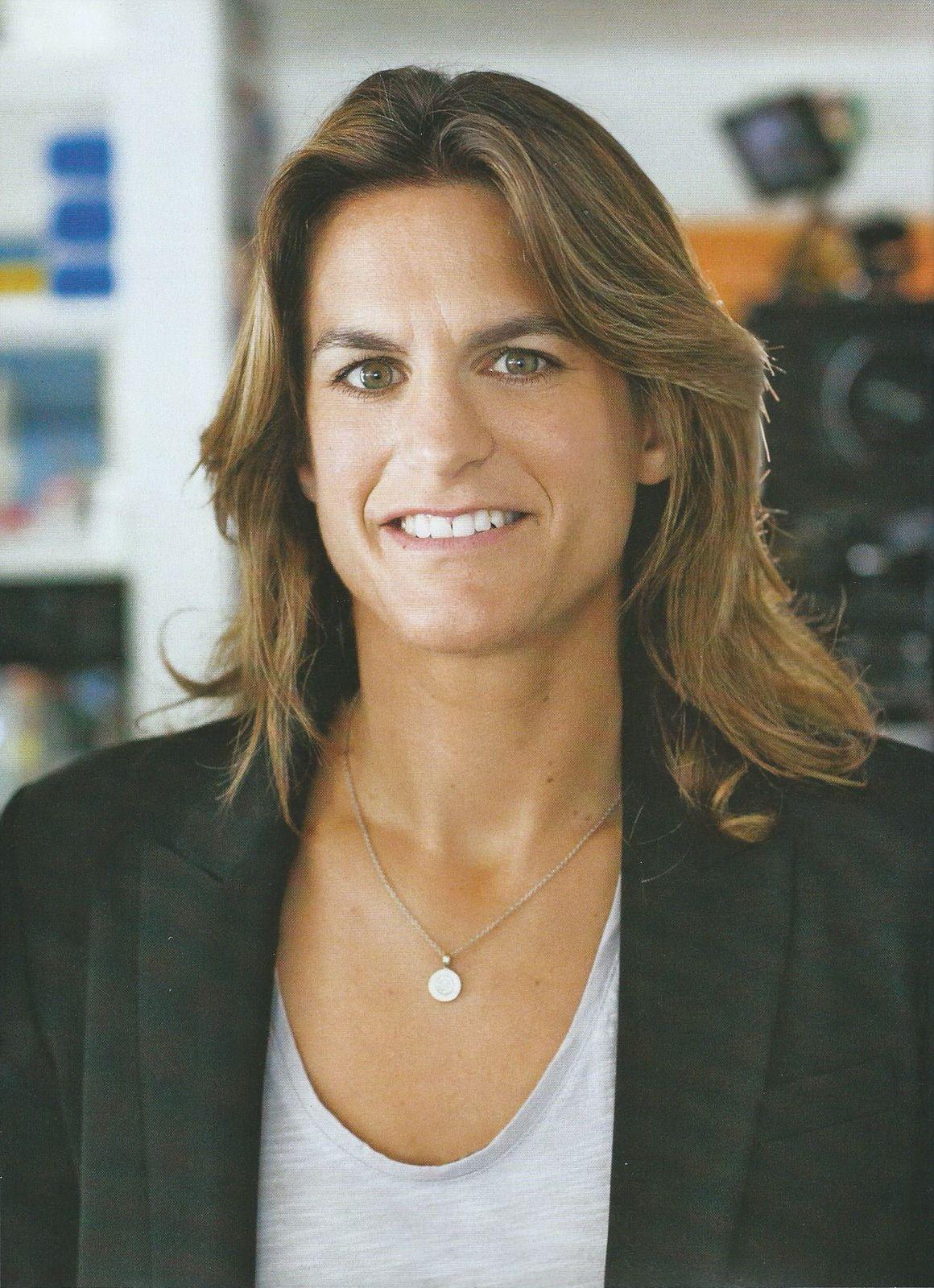 Amélie Mauresmo, une championne de cœur