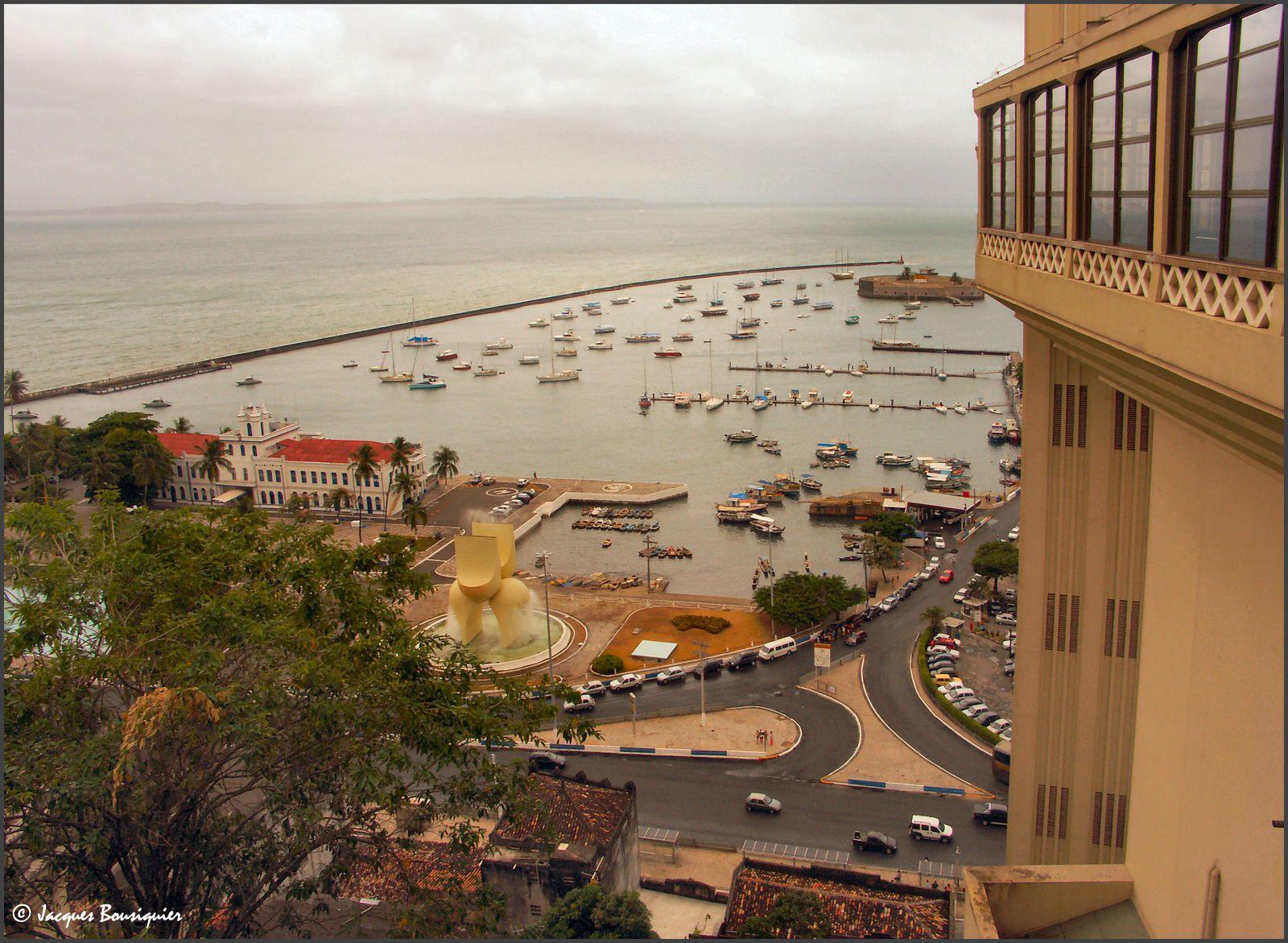 En direct de... Salvador de Bahia