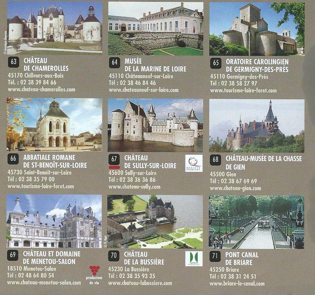 Les nombreux châteaux de la Loire : la Vallée des Rois