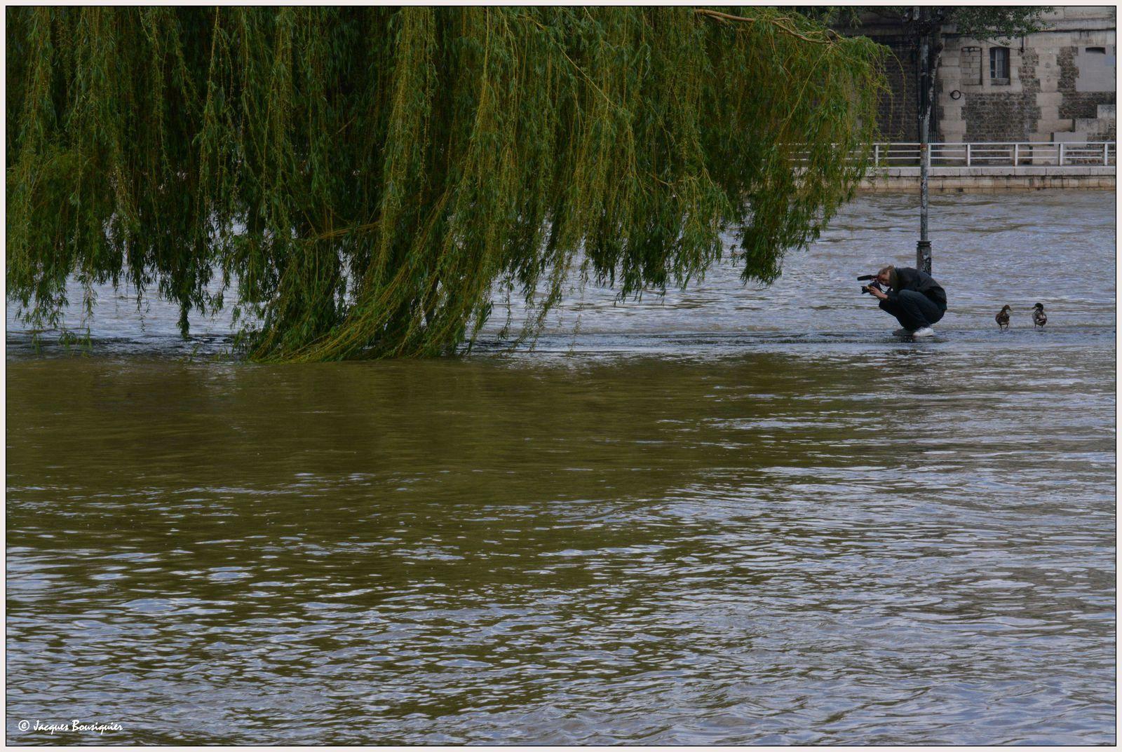 Marcher sur l'eau ?... Fastoche !