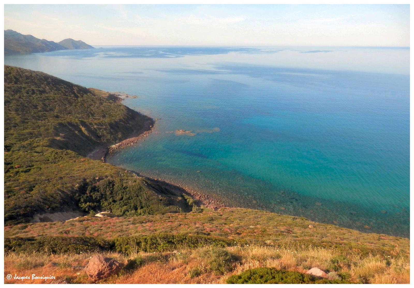 Route panoramique de Sardaigne