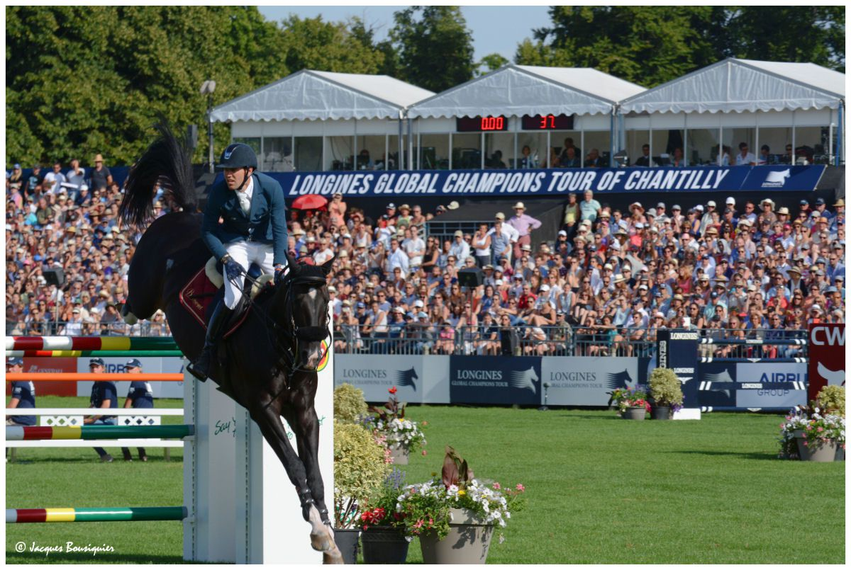 Global Champions Tour of Chantilly 2015