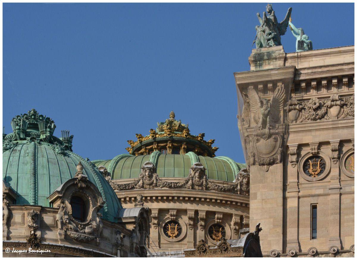 Les hauts de l'Opéra