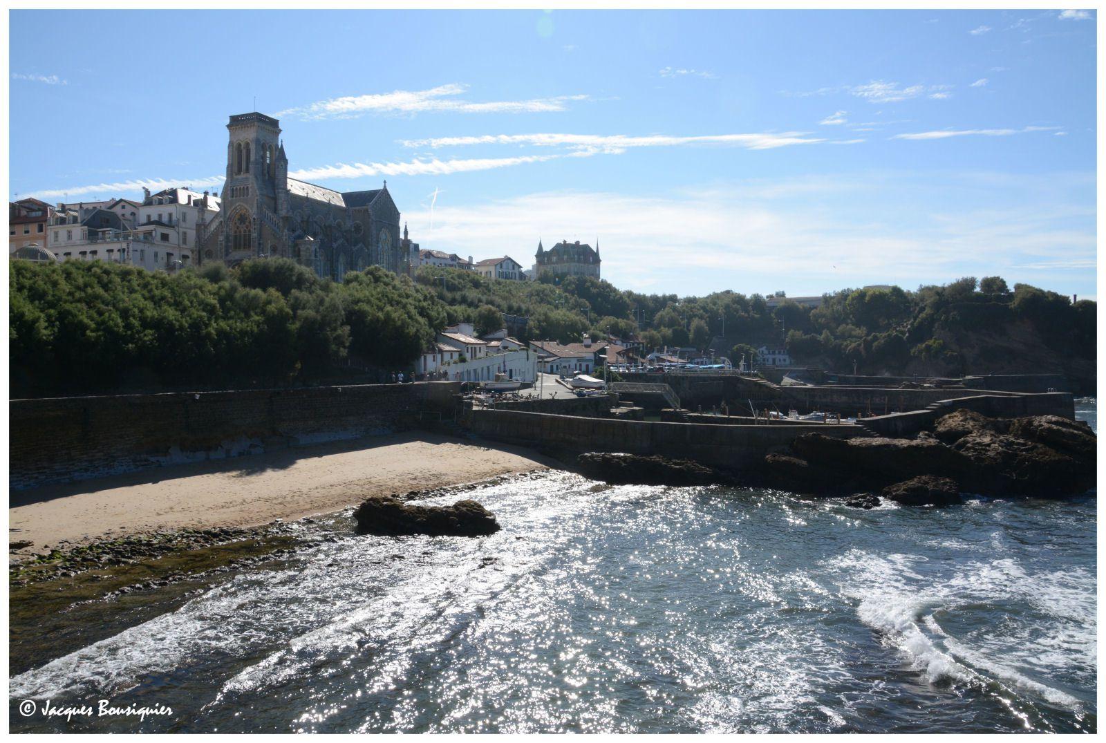 Bleu Blanc Biarritz
