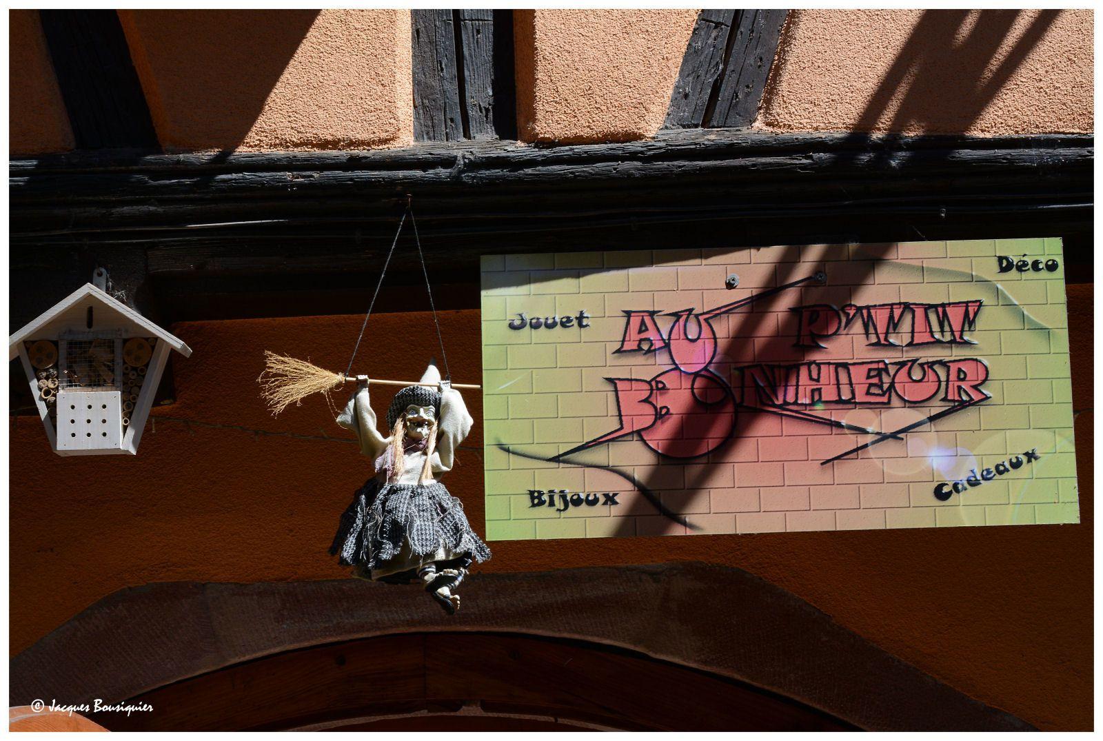 L'étrange ballet des sorcières d'Eguisheim